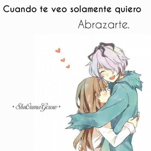 Anime Frases Anime Frases Sentimientos Shuoumagcrow Amor Fraces