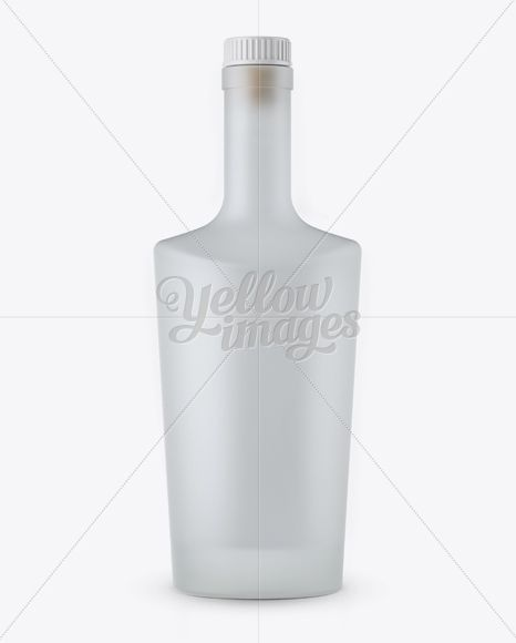 Download Frosted Glass Vodka Bottle W Bung Mockup Front View In Bottle Mockups On Yellow Images Object Mockups Vodka Bottle Vodka Bottle Mockup PSD Mockup Templates