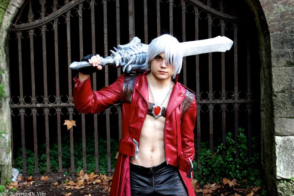 dante devil may cry cosplay - Szukaj w Google