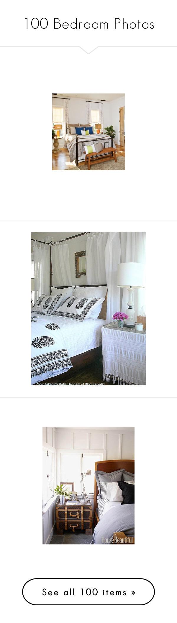 100 Bedroom Photos\