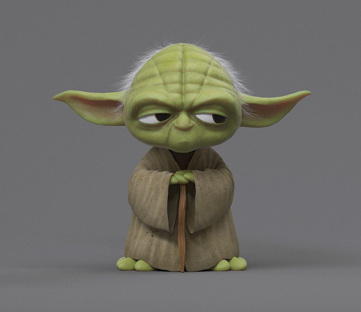 Jedi Grand Master Yoda Star Wars Starwars Starwarsart Starwarsfanart Yoda Jedi Star Wars Pictures Star Wars Wallpaper Star Wars Art
