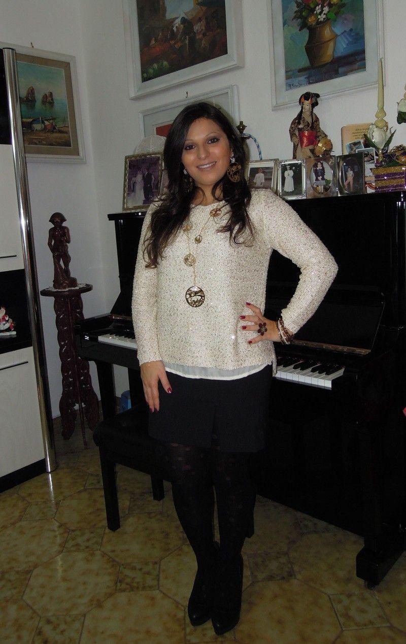 Il mio outfit di Capodanno by Anna Pernice on @Sbaam http://sba.am/79l530fitf7