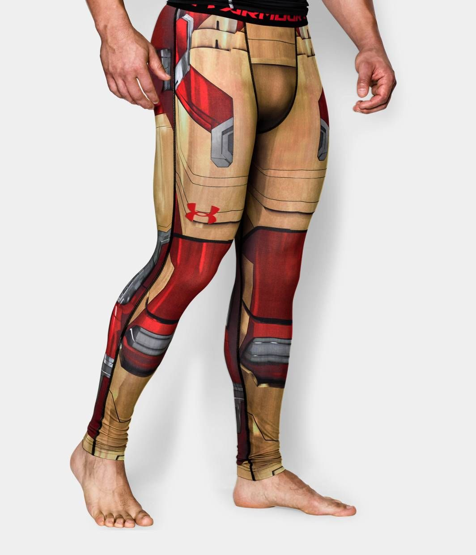 a62612da853c5 Men's Under Armour® Alter Ego Iron Man Compression Leggings | Under Armour  US