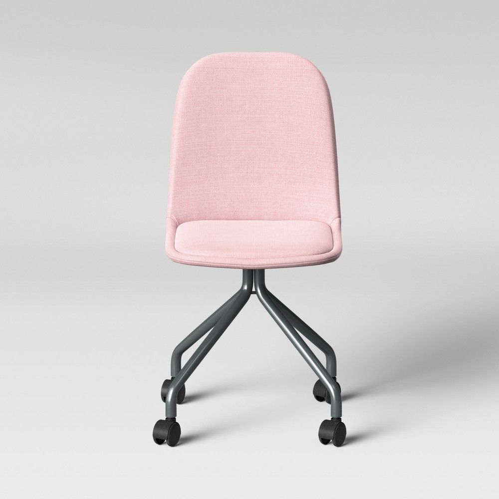 Rolling Desk Chair Pink - Room Essentials  Room essentials