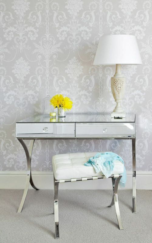Vanity/dressing Table Idea For My New Closet!