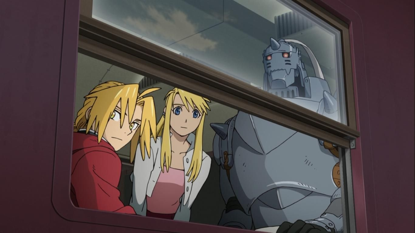 fullmetal alchemist the sacred star of milos english dub full movie