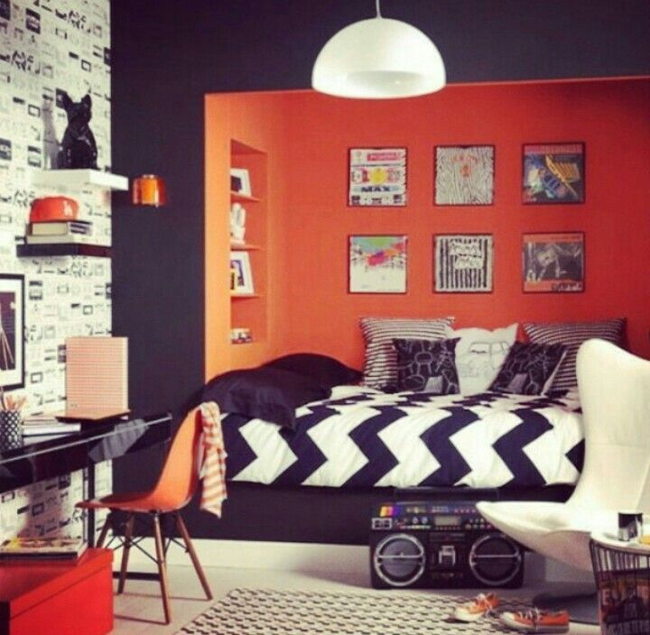 living room decorating ideas red and black%0A Find this Pin and more on Decor by RodAbreu
