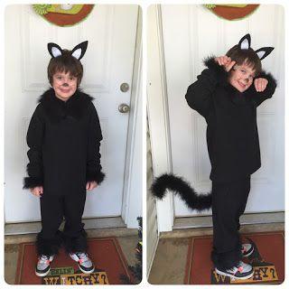 Healthy Momma Talk DIY Binx Cat Costume \u2026