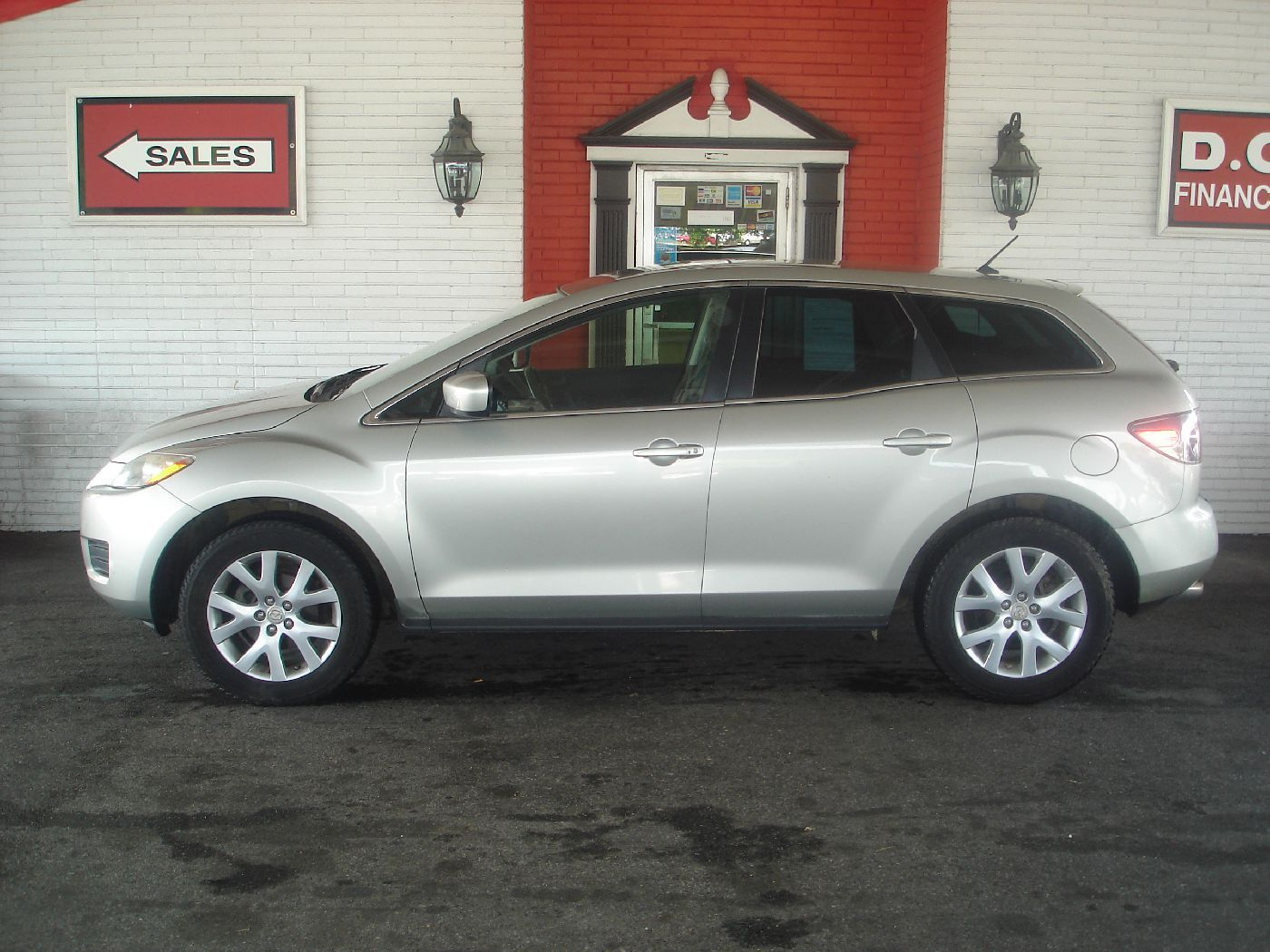 2007 Mazda CX-7 -Used Auto Deals On Wheels -