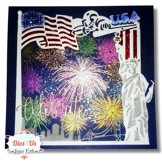 Dies R Us: Happy 4th Of July!
