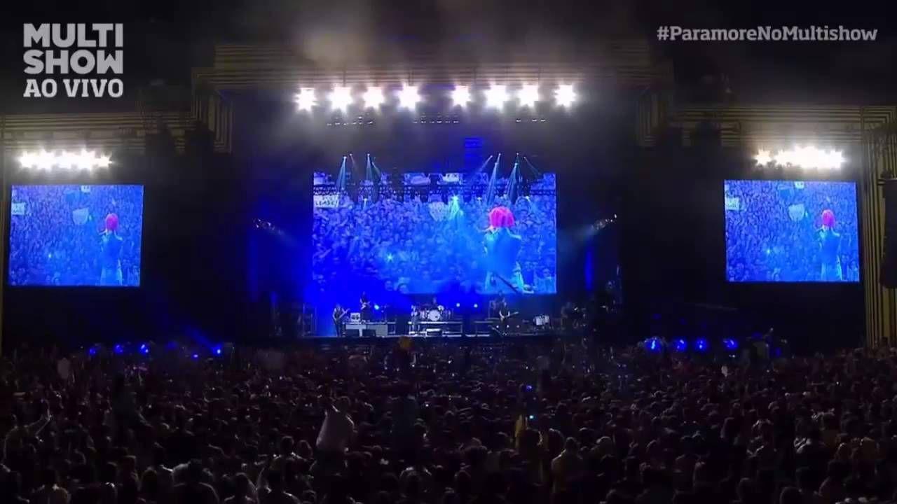 Circuito Banco Do Brasil : Paramore live at são paulo circuito banco do brasil full
