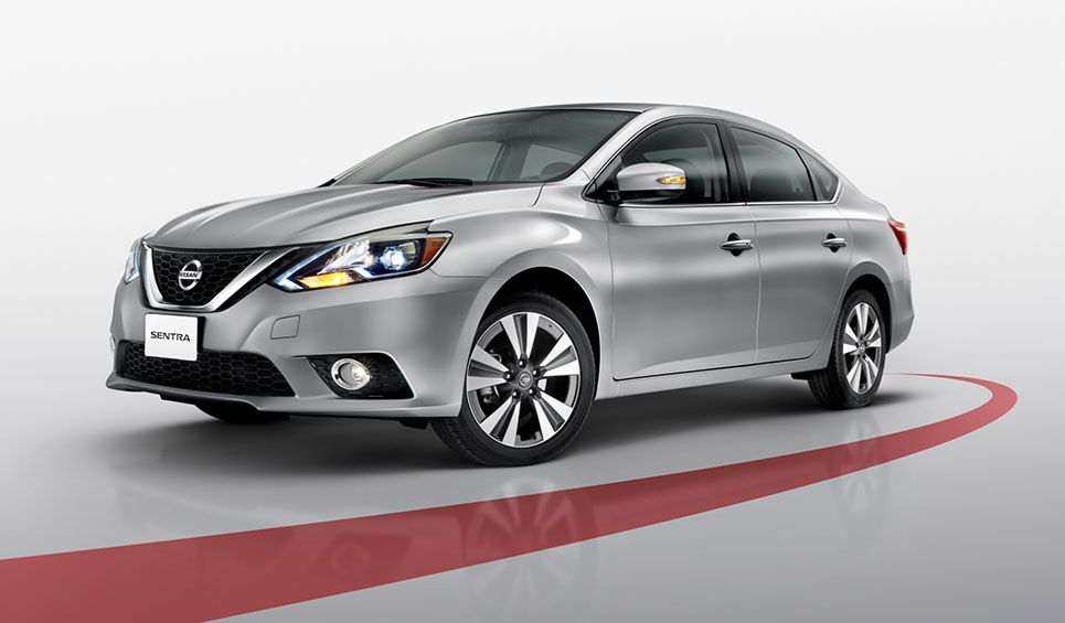 nissan sentra 2017 lateral cars of my liking nissan nissan rh pinterest com