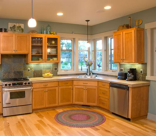 Bethesda Bungalows Kitchens Kitchen Remodel Small Bungalow Kitchen Kitchen Layout
