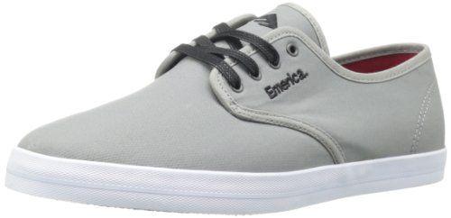EMERICA Shoe WINO FUSION black silver Schuh Sneaker
