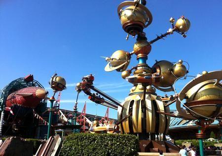 Disneyland Paris  Tomorrowland