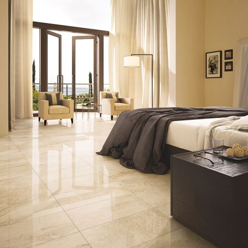 Lounge Lux Gold Lyxig Polerad Vit Klinker Beige Living Rooms Tile Floor Living Room Living Room Tiles