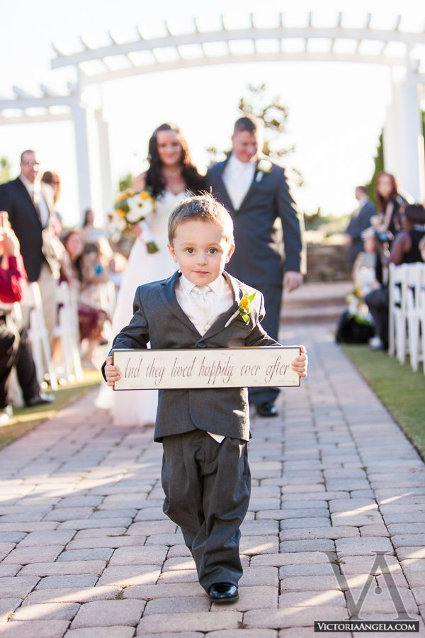 Tip Tuesday :: Child in the Ceremony :: Orlando Wedding Photographer