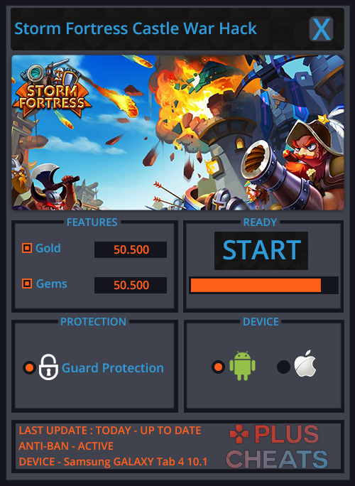 [FIXED]Storm Fortress Castle War Hack Features Fort Cheats