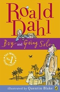 Boy and Going Solo - Kindle edition by Dahl, Roald, Blake ...