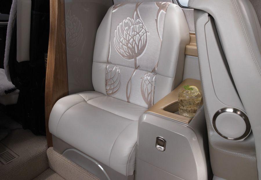 Cessna Citation M2 Custom Seat Engraving 500pins For