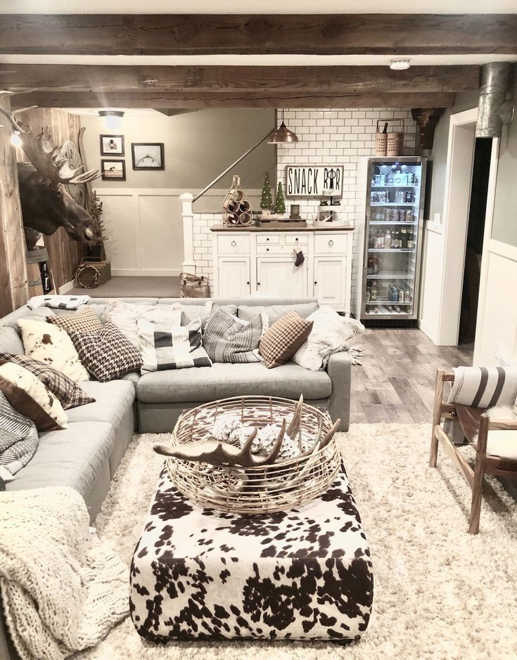 make your basement the best room in your house and get inspired by rh pinterest com
