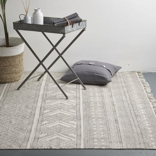 Spring Monochrome Rug From House Doctor