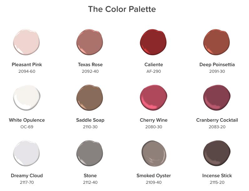 Unique Saddle Brown Paint Color