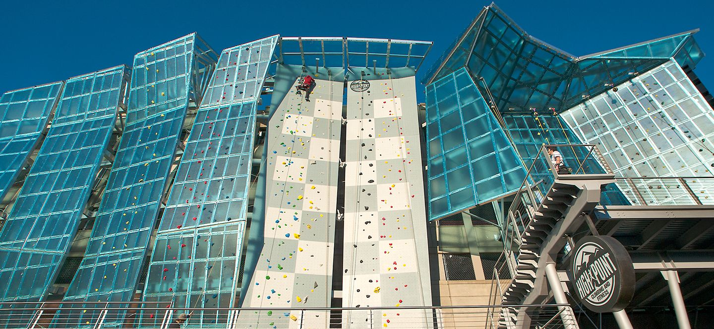 High Point Climbing And Fitness in Chattanooga, TN | Climbing the ...