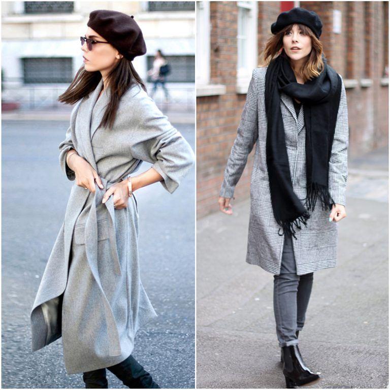 Cómo llevar ... Una Boina - How to Wear ... A Beret - Samivida ... 0f716a995b3