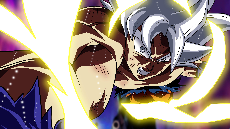 Goku Ultra Instinct Live Wallpaper Download