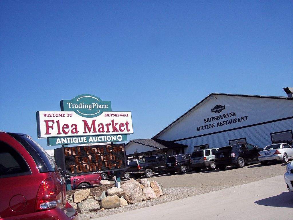 Amish Country Kentucky Shipshewana Auction Flea Market Northern Indiana