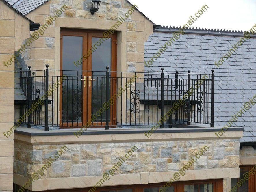 Image Result For Exterior Metal Balcony Railing Designs