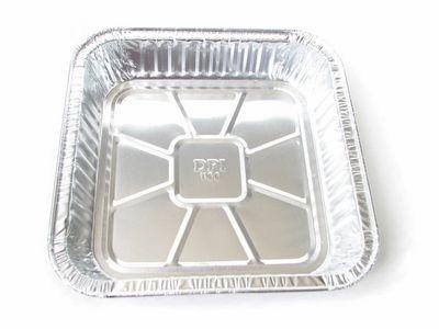 9 Quot Disposable Aluminum Square Foil Cake Pan 1100nl In