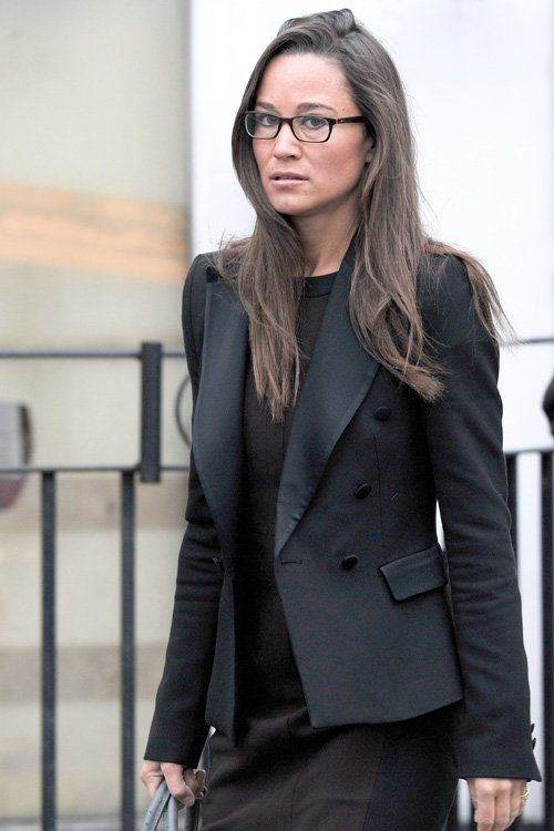 Pippa in London on 2/12/2014