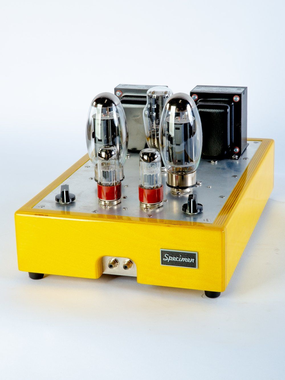 Single Ended Stereo Hi Fi Tube Amplifier In 2020 Stereo