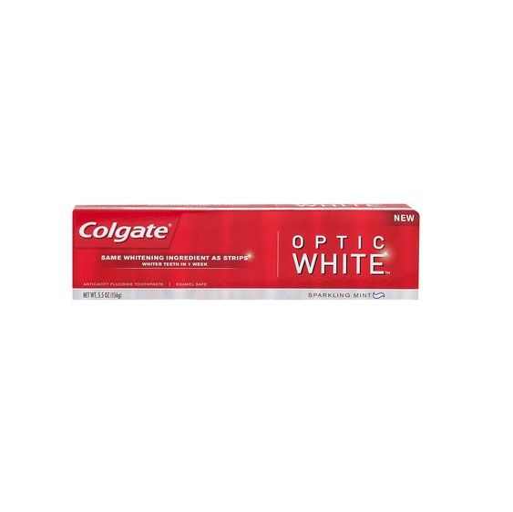Get Save 1 Off Discount On Colgate Optic White Sparkling Mint Toothpaste With Promo Code Colgate2 At Target Depart Target Coupons Codes Target Coupons Colgate
