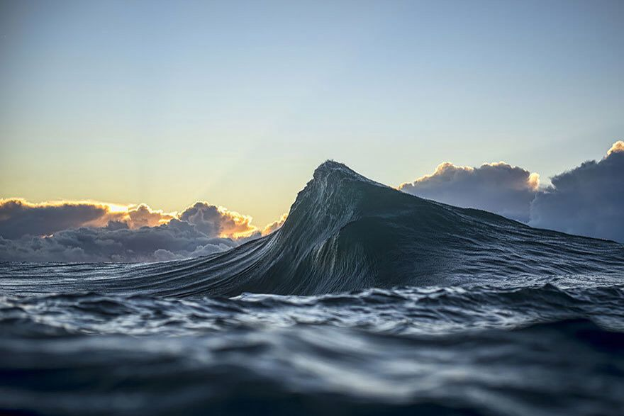 The stunning work of water photographer Clark Little.