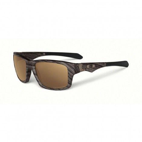 8dc5f6ea5dccd Oakley Jupiter Squared Tungsten Iridium Polarized zonnebril woodgrain