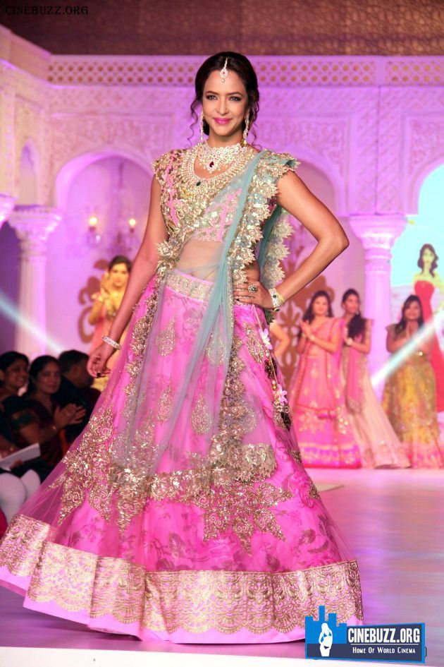Manchu Lakshmi at Princess on the Ramp Event