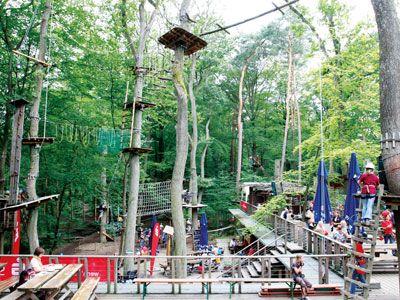 Fun Forest Adventure Park, Homburg