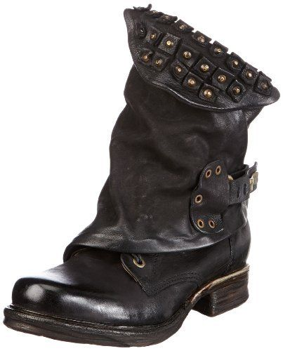 competitive price 12fa1 52729 Pin by Christy Bayne on shoes | Boots, Biker boots, Womens ...