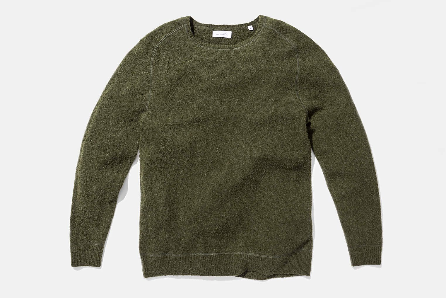 Kasu Knit Shirt, Jade