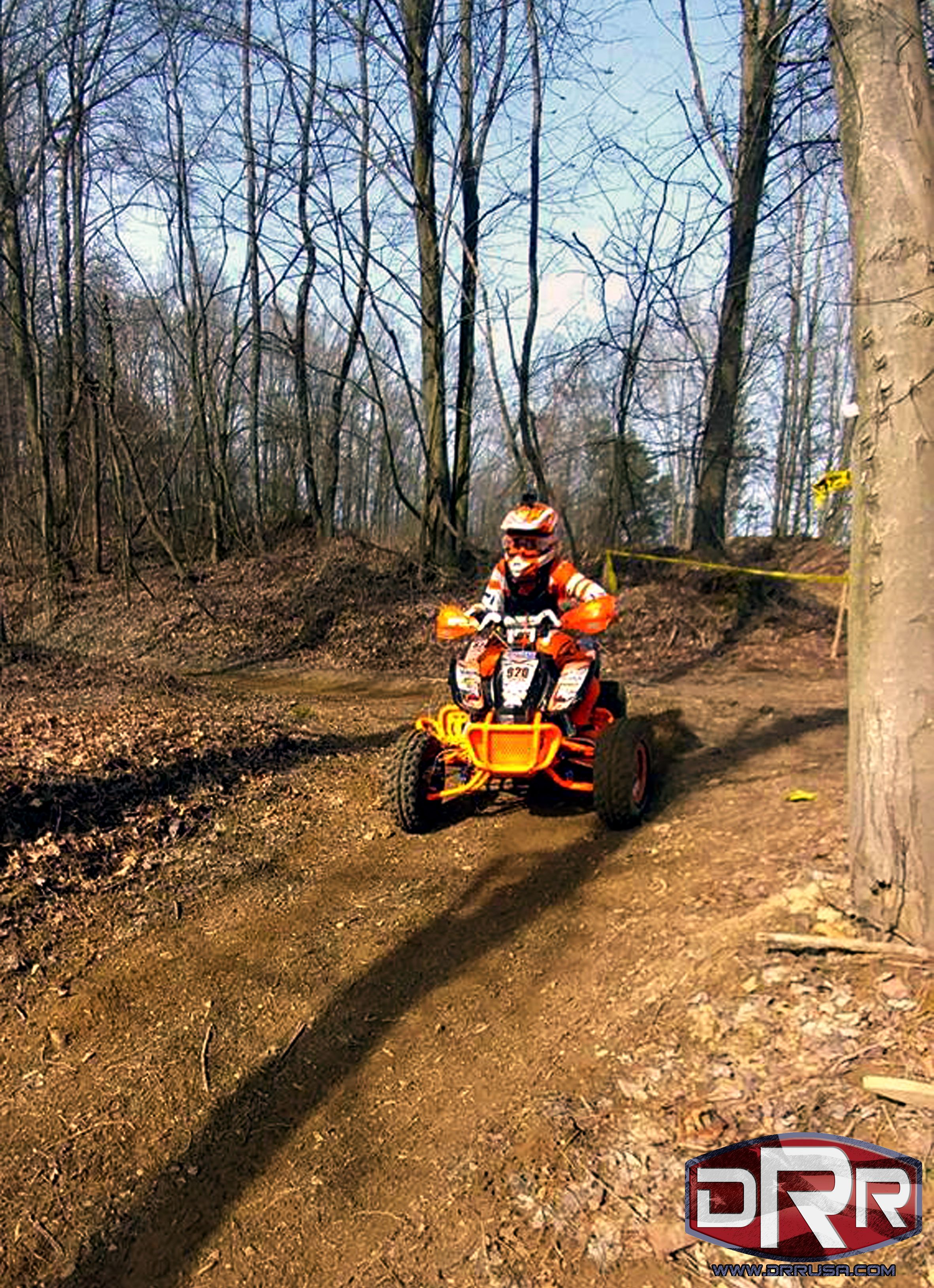 small resolution of caiden hays at eroc round 1 crow canyon riding his drr drx 90cc atv mod placed 1st overall