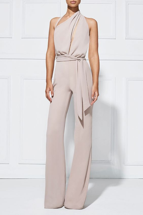 Inspira o de looks para o natal dominatrix google and - Jumpsuit zur hochzeit ...