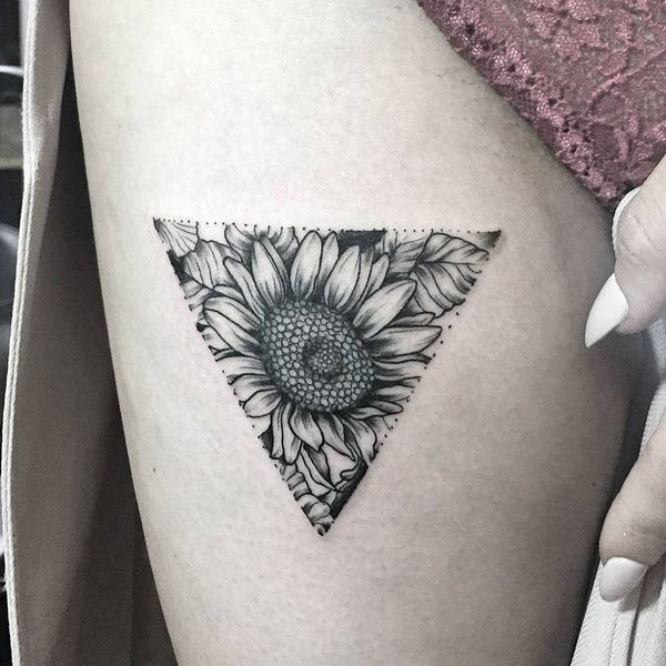 Small Sunflower Tattoo Meaning: Sunflower Tattoo Meaning And Designs (2018)