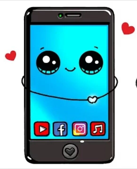 Iphone kawaii pinterest dibujos kawaii kawaii y dibujo for Imagenes para iphone