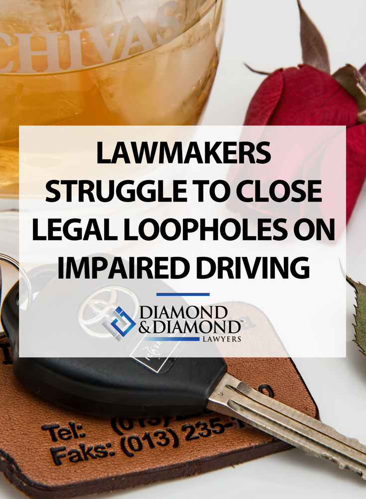 Lawmakers Struggle To Close Legal Loopholes On Impaired Driving