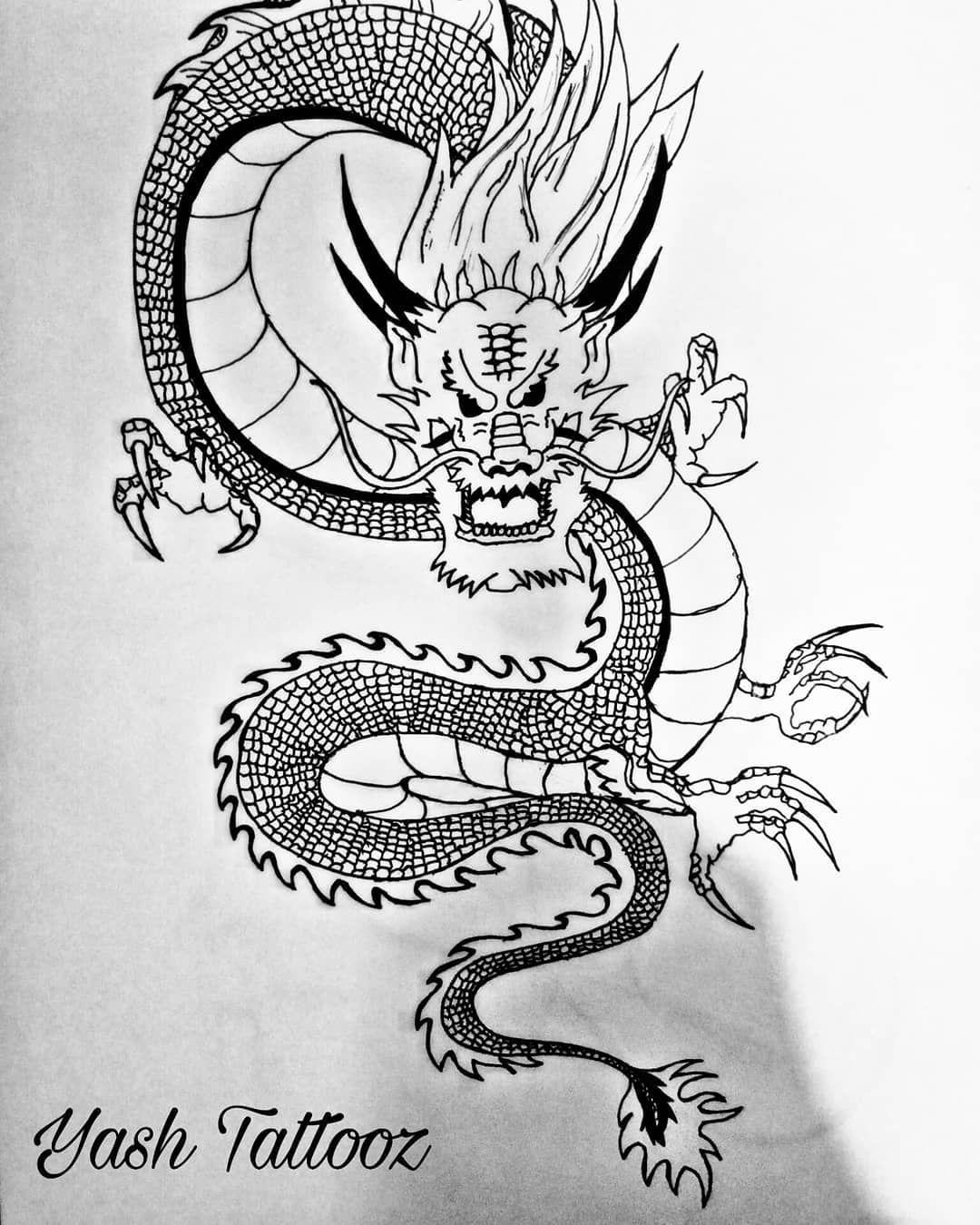 Tattoo Tattoos Tattoosleeve Tattooideas Tattoostyle Blackwork Tattooist Tattooing Art Yash Surat Artist India T Dragon Tattoo Drawings Tattoo Work