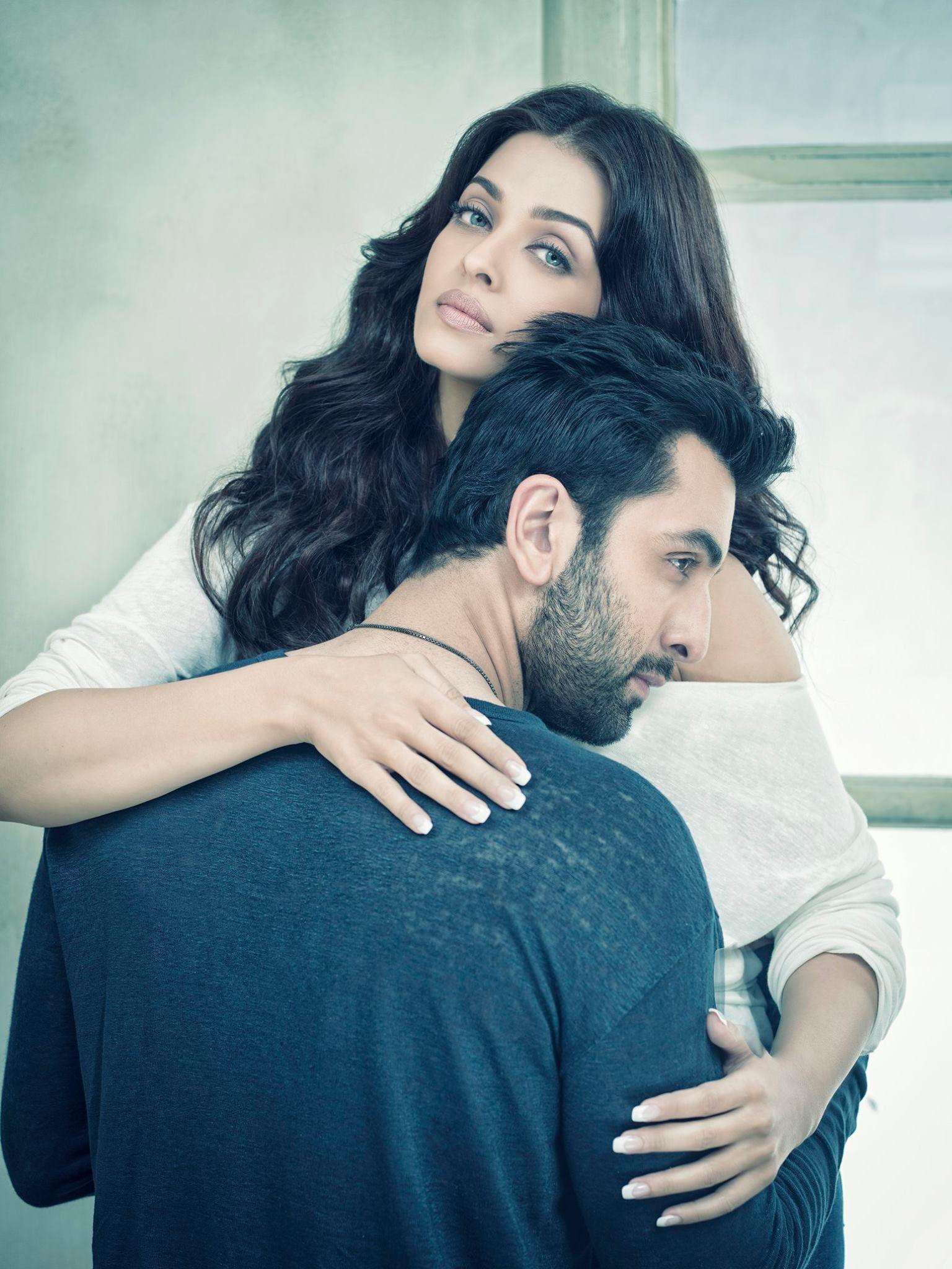 Aishwarya Rai And Ranbir Kapoor Ae Dil Hai Mushkil Photoshoot