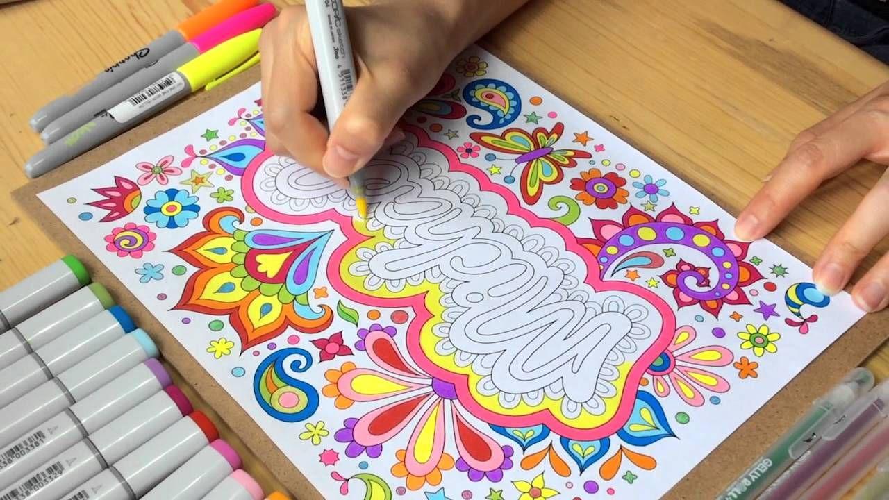 Magnífico Lisa Para Colorear Libros Composición - Enmarcado Para ...